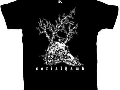 Serial Hawk - Santos Design Skull Shirt main photo