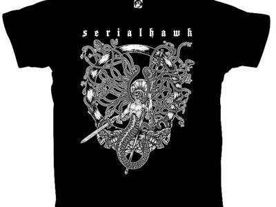 Serial Hawk - Santos Design Snakes Shirt main photo