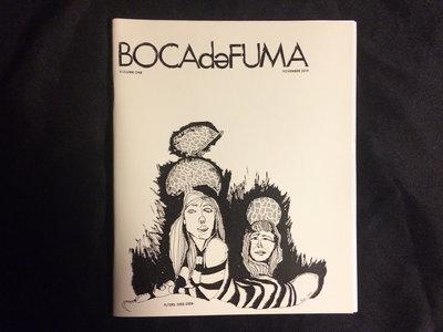 Boca de Fuma Volume One Zine main photo