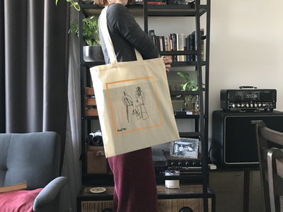 It Is(n't) Real Cotton Tote Bag main photo