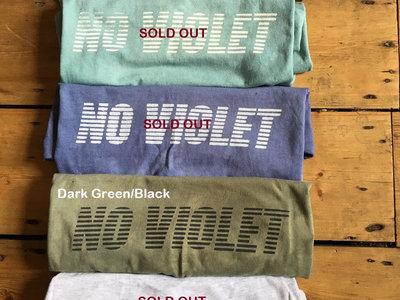 No Violet Logo T-shirt - Small main photo