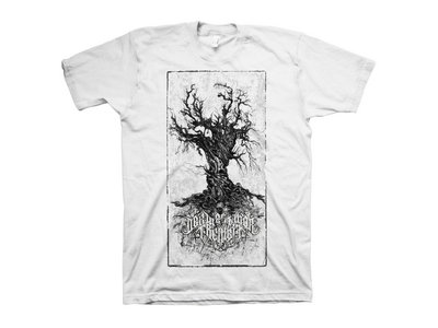 T-Shirt 'Tree' White main photo