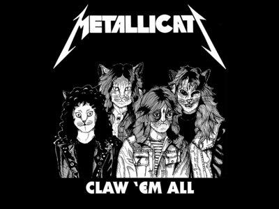 Metallicats T-Shirt / Tank / Tote Bag main photo