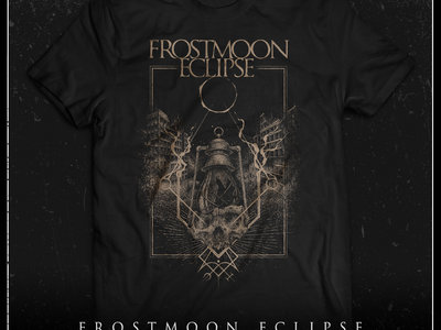 Frostmoon Eclipse - 'Worse Weather To Come' T-Shirt main photo