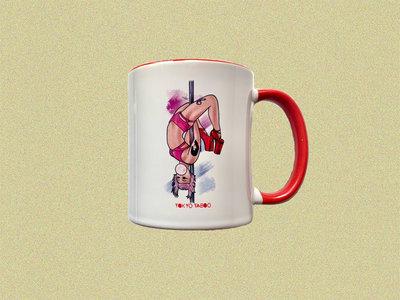 NEW! 'Upside Down Dolly' Mug main photo