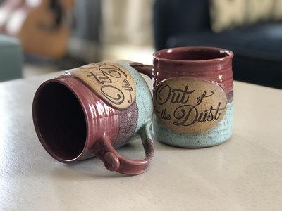 Hand-thrown mug 12oz. main photo