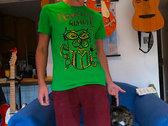 Unisex THTC Organic Cotton 'Mutiny' T-Shirt! photo
