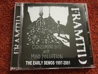 Framtid - Consuming Shit and Mind Pollution CD main photo
