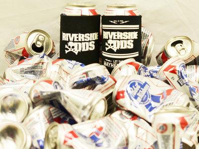 """""""Let the Mayhem Begin"""" Beer Koozie main photo"""