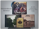 HRS Bundle - Limited Edition CD's, Bracelet, Collectible Card and More.. photo