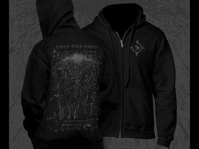 Exit The Void - Zip Sweatshirt - Black/Charcoal main photo