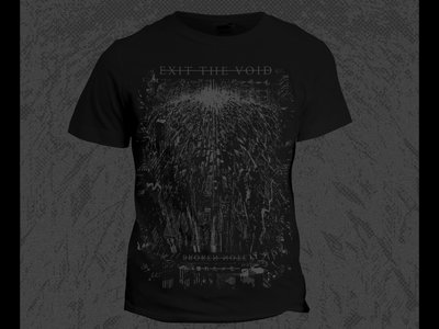 Exit The Void - T-Shirt - Black/Charcoal main photo