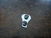 KiloWatts Lightbulb Epoxy Pin photo