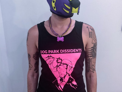DPD Molotov Pup Tanktop [Back-Order] main photo