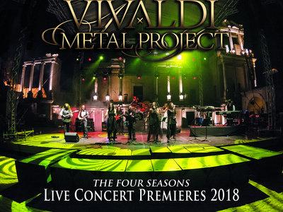 Live Concert Premieres 2018 [boxed-set] main photo
