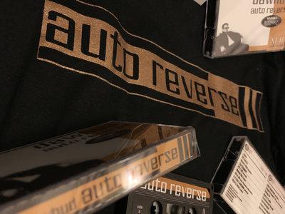 Auto Reverse Shirt & Cassette Bundle main photo