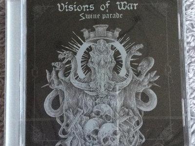 Visions Of War - Swine Parade CD main photo