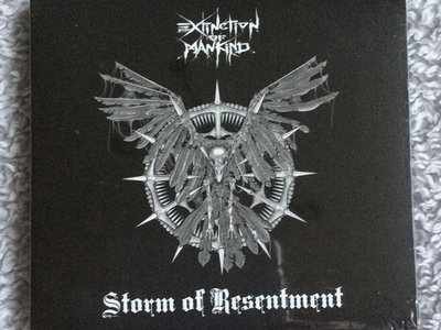 Extinction Of Mankind - Storm Of Resentment CD main photo