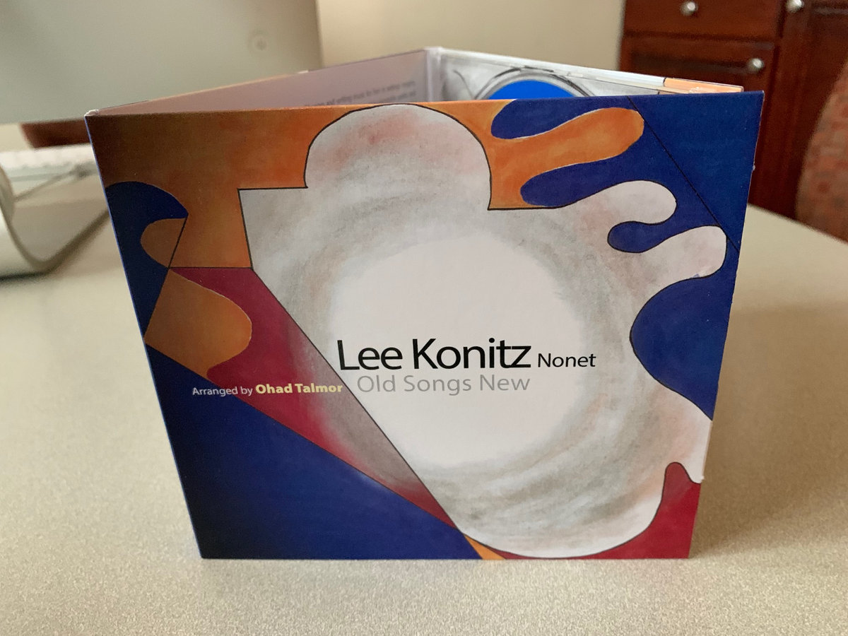 Image result for Lee Konitz Nonet - Old Songs New