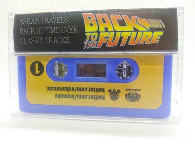 Irn Mnky Presents Eskar - Back To The Future - Cassette main photo