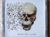 #Digital_Life Bundle CD + Scrapbook photo