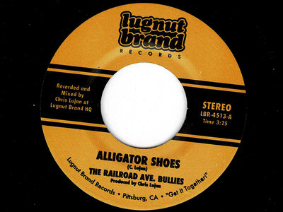 ALLIGATOR SHOES - RAILROAD AVE. BULLIES main photo