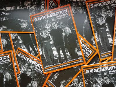 Generation Magazine Issue 3 main photo