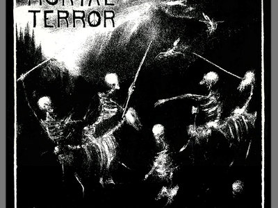 Mortal Terror - The Mind Police Are Coming To Get You CD (ABCD001) main photo