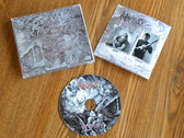 Aeons Abyss - Impenitent - Limited Release Jewel Case Compact Disc - release 1 November 2019 photo