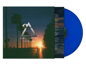 LP - Transparent Blue Vinyl - PRE-ORDER main photo