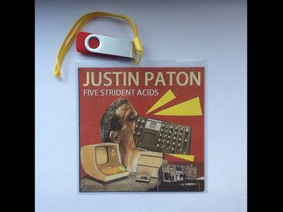 Justin Paton - Five Strident Acids (USB) main photo