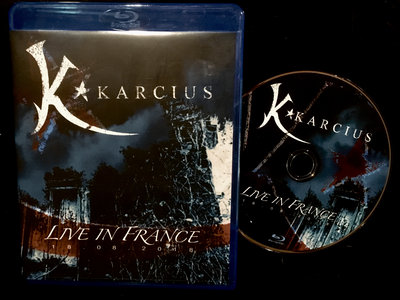 Karcius Live in France  - Blu-Ray main photo