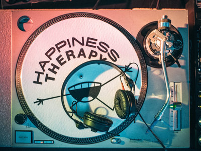 "Happiness Therapy 12"" Slipmat main photo"