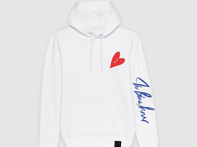 The Blue Hour Hoodie White/Black/Grey main photo