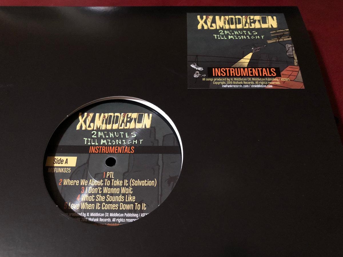 Tingle Down Below Instrumental Xl Middleton Mofunk Records