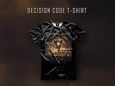 Decision Code T-shirt main photo