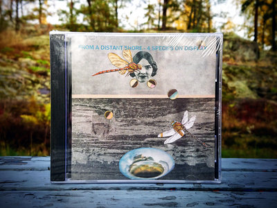 From A Distant Shore – CD (Jewel Case) main photo