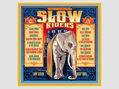 Paris DJs Soundsystem presents Slow Riders Vol.2 - Limited Edition CDR main photo