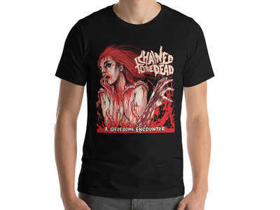 Chained To The Dead - A Gruesome Encounter T-Shirt main photo