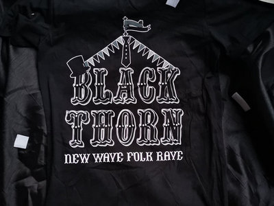 Black Thorn 'Old Style' T-Shirt main photo