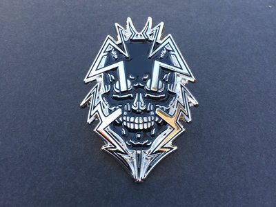 """Blaze the Thunder Enamel Pin"" main photo"