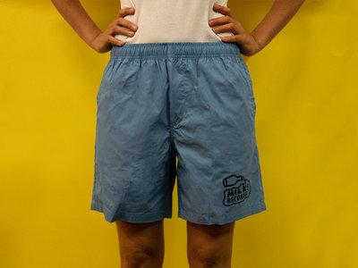 MILK! RECORDS Beach Shorts [CAROLINA BLUE] main photo