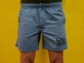 MILK! RECORDS Beach Shorts [CAROLINA BLUE] photo