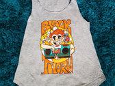 Ladies Zealous Design yoga style/racer back vest photo
