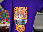 Ladies Zealous Design T-Shirt photo