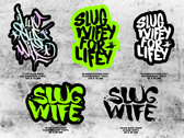 SW2YR Stickers 5-Pack Bundle photo