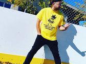 """T-shirt """"Pizza Hawaienne"""" Hautstyle photo"""