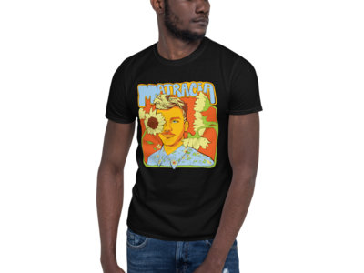 Matracia T-Shirt // Black main photo