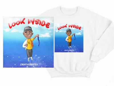 Look Inside Album Bundle + Crewneck Sweatshirt main photo