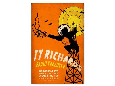 Radio Takeover - Poster main photo